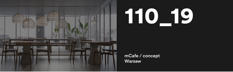 110_19 mCafe, Warsaw
